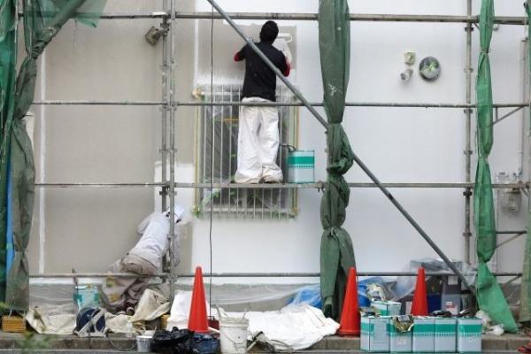 茂原市で外壁塗装工事を承ります!